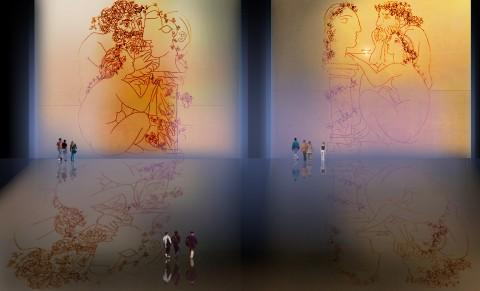Pablo Picasso. Identidades, La Suite Vollard
