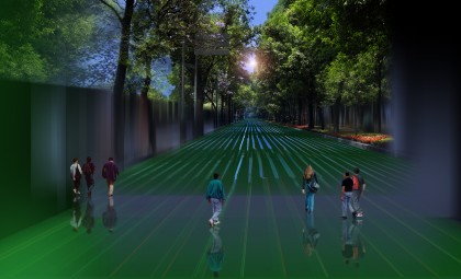 Ámbitos Verdes / Armonización ecológica de funciones