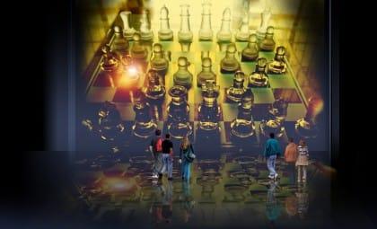 Elementos / Escenarios y componentes