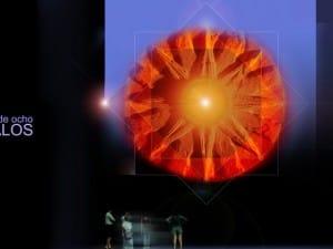 Estrella de Ocho Pétalos (octasintaxis)