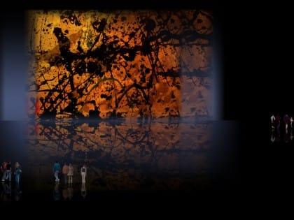 Emblemas de Lluvia  | Jackson Pollock