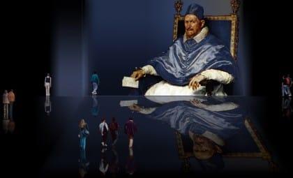 Diego Velázquez |Tonos matices de la temporalidad.