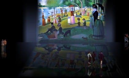 Georges Pierre Seurat | Policromía cuántica.