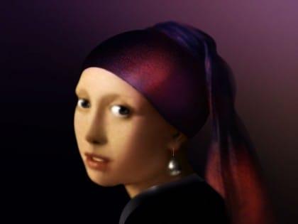 Paráfrasis – Johannes Vermeer